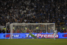 Photo of my decisive penalty in the Italian cup final, an incredible and unique moment to make our 60000 fans happy